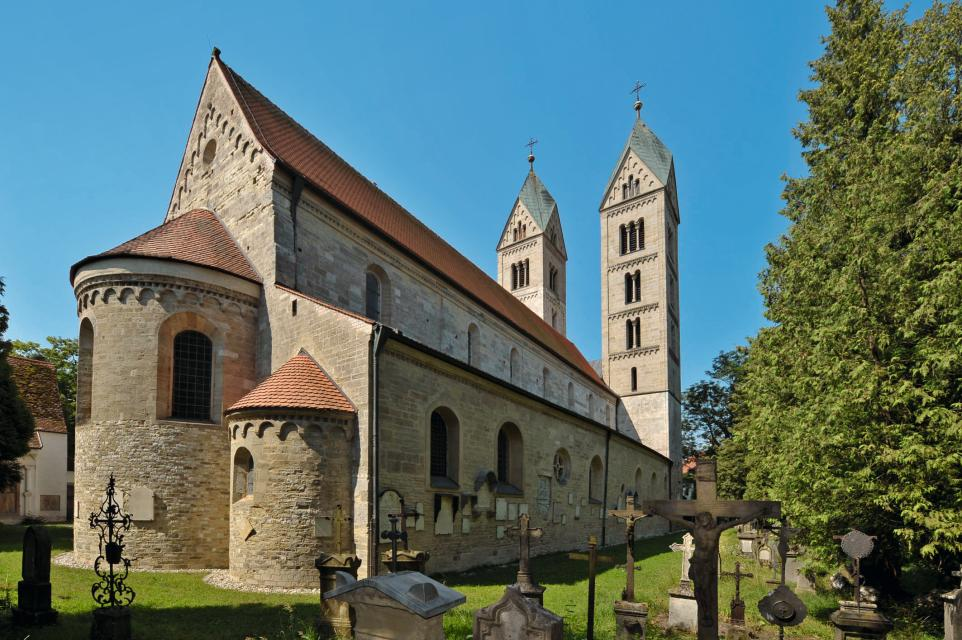 Basilika St. Peter & Friedhof