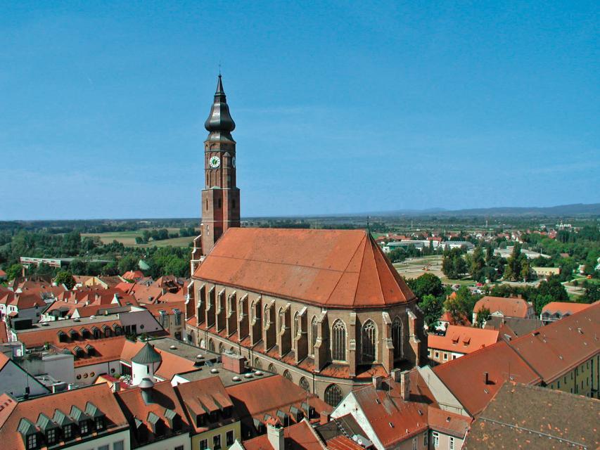 Stadtpfarrkirche St. Jakob und St. Tiburtius