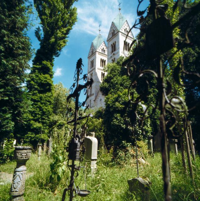 """Führung """"Friedhof St. Peter - Basilika und Kapellen"""""""
