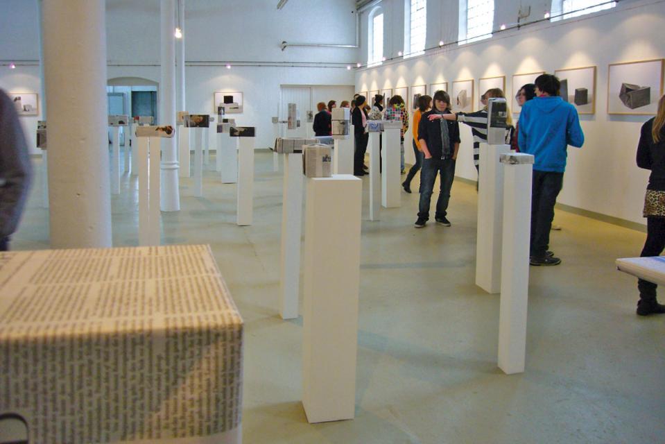 Galerie Halle II im Alten Schlachthof