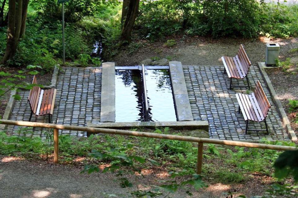 Wassertretanlage Straubing