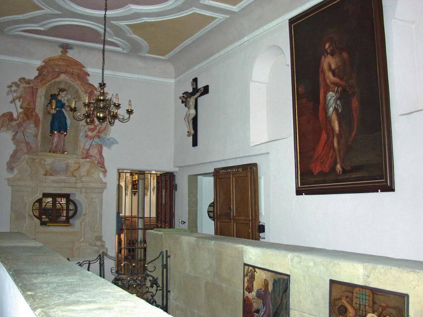 Wallfahrtskirche Hl. Kreuz