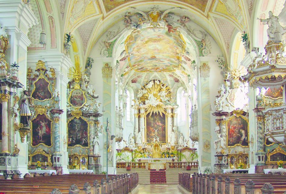 Pfarrkirche St. Johannes Ev.