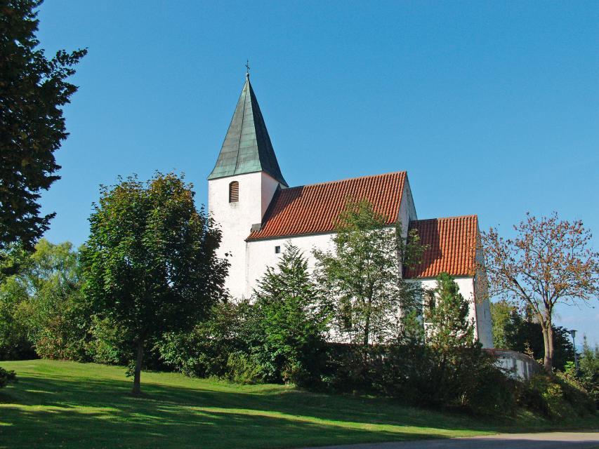 Kath. Filialkirche St. Johannes d.T. in Rinkam