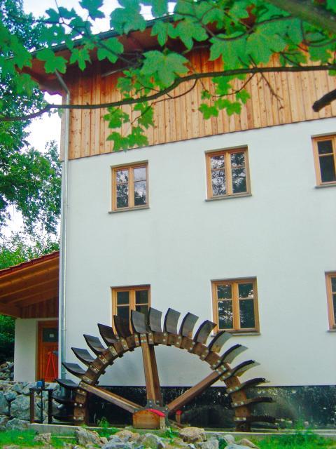 Mühlenmuseum in Haibach