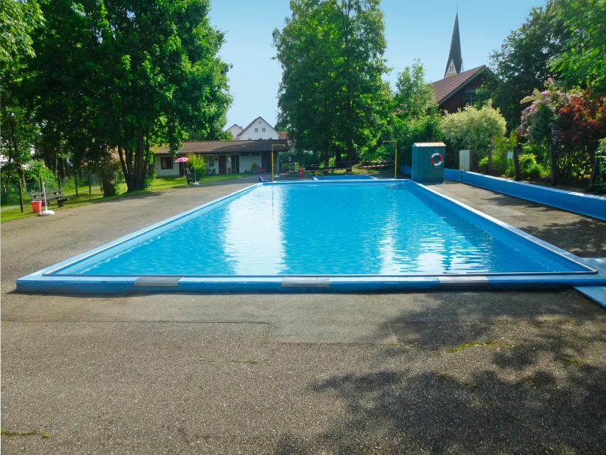 Freibad in Straßkirchen