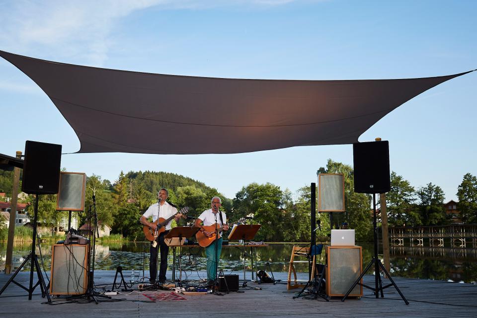 Konzerte auf der Seebühne