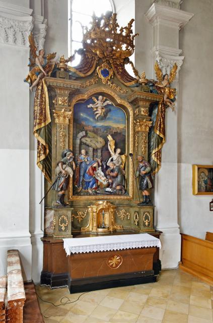 Spitalkirche Hl. Dreifaltigkeit