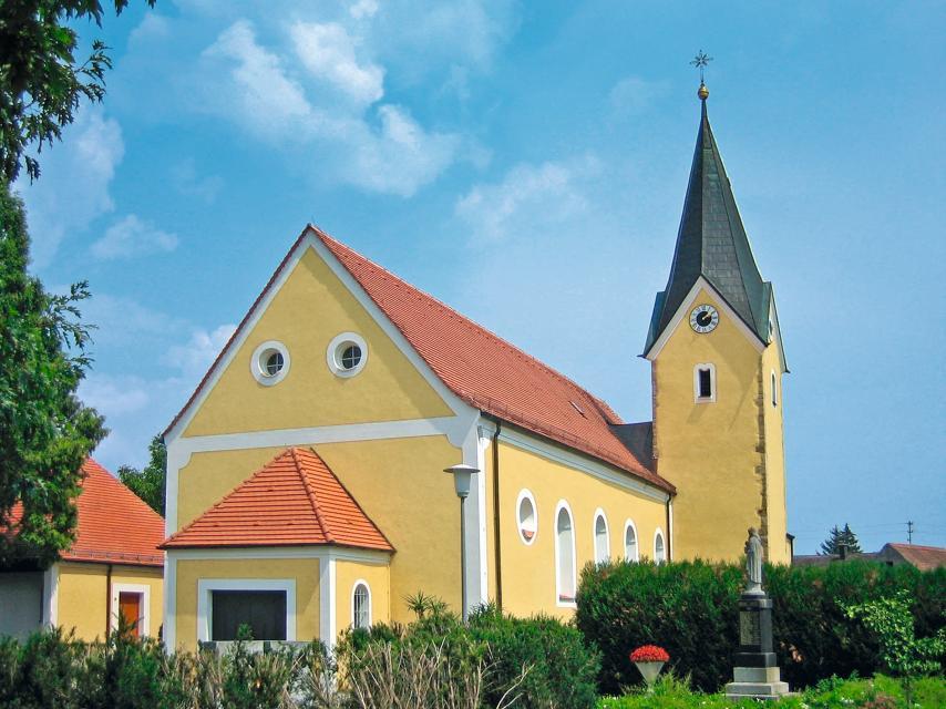Margaretenkirche in Pfelling