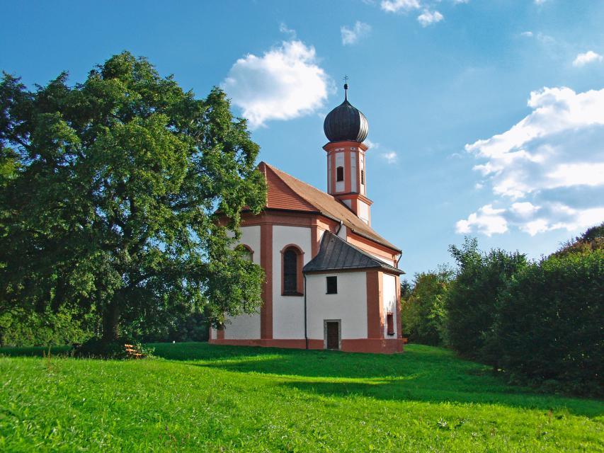 Wallfahrtskirche St. Johann