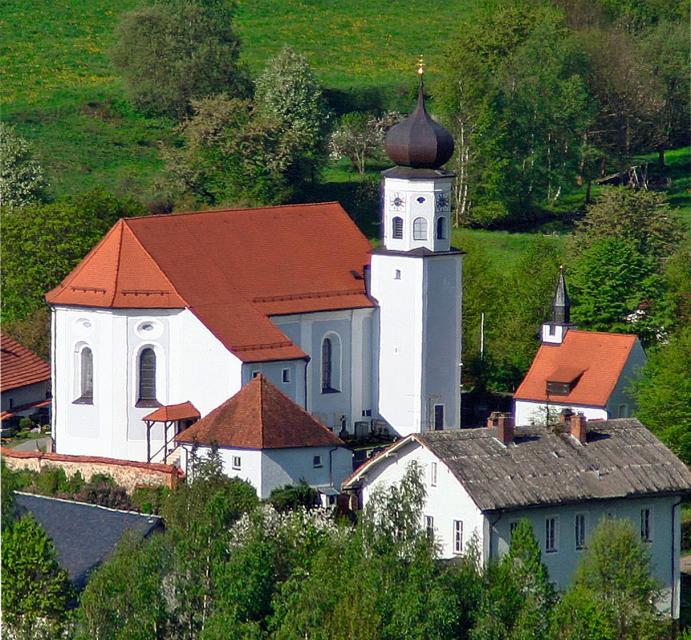 Kath. Pfarrkirche St. Margaretha