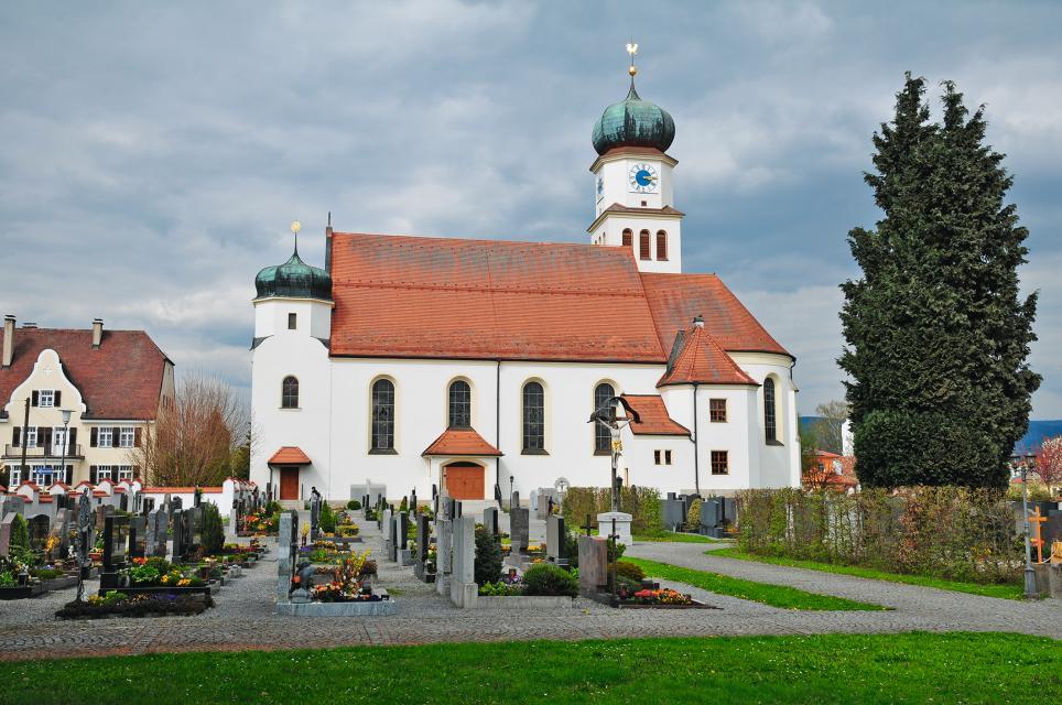 Kath. Pfarrkirche St. Wolfgang
