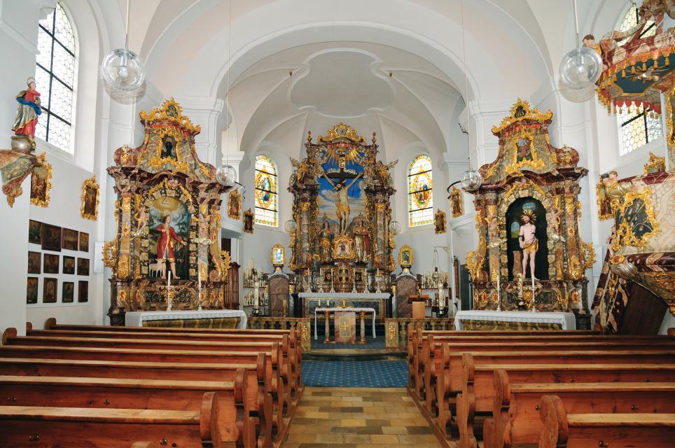 Wallfahrtskirche Weißenberg