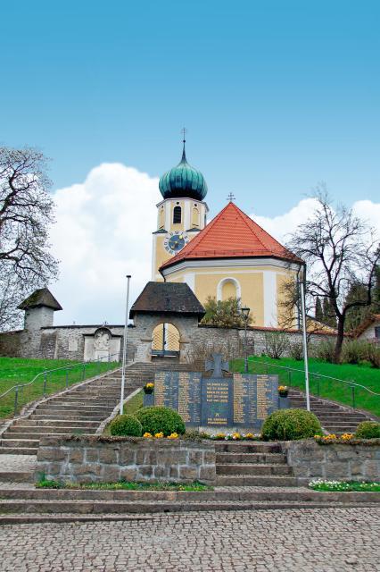 Kath. Pfarrkirche St. Michael