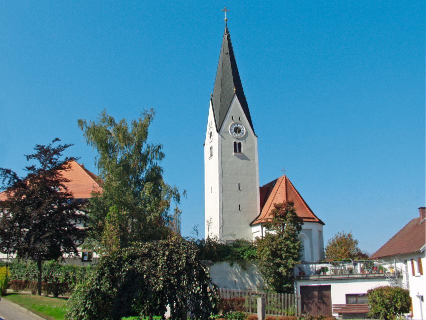 Kath. Filialkirche St. Jakob (Linskirche)