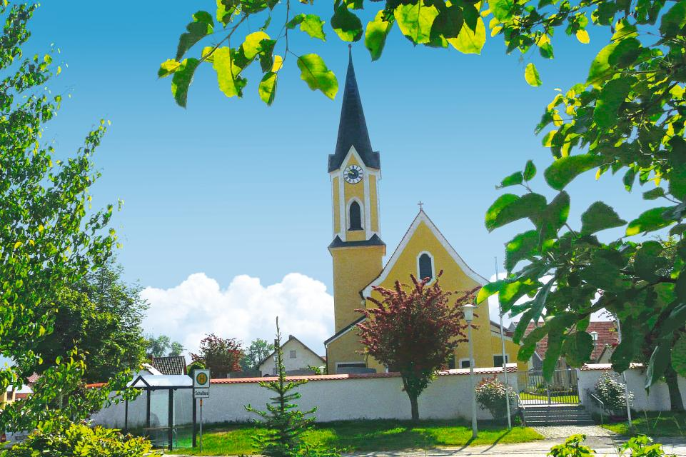 Kath. Filialkirche St.Margaretha