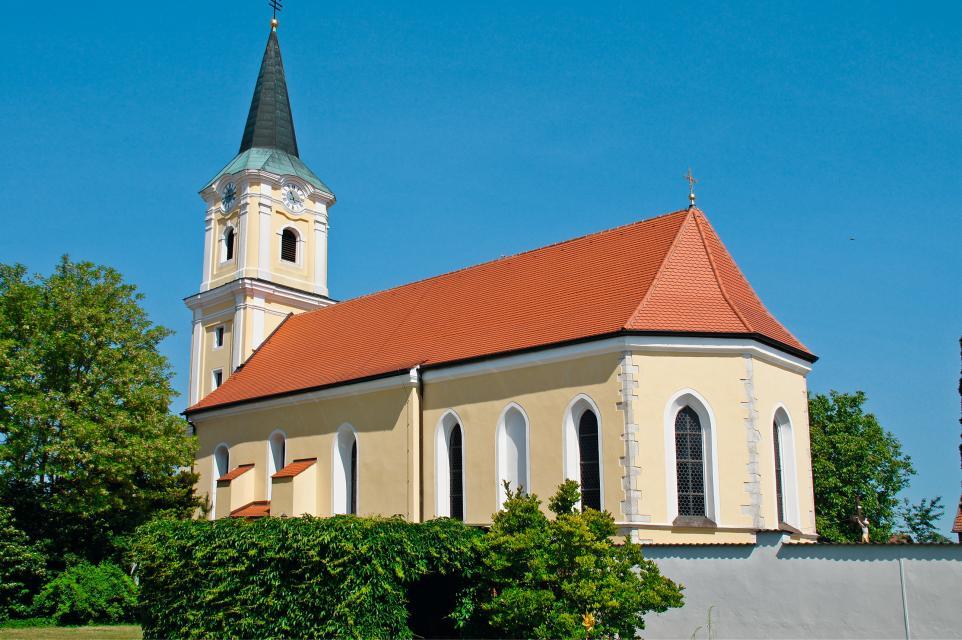 Kath. Pfarrkirche St. Nikolaus in Schambach