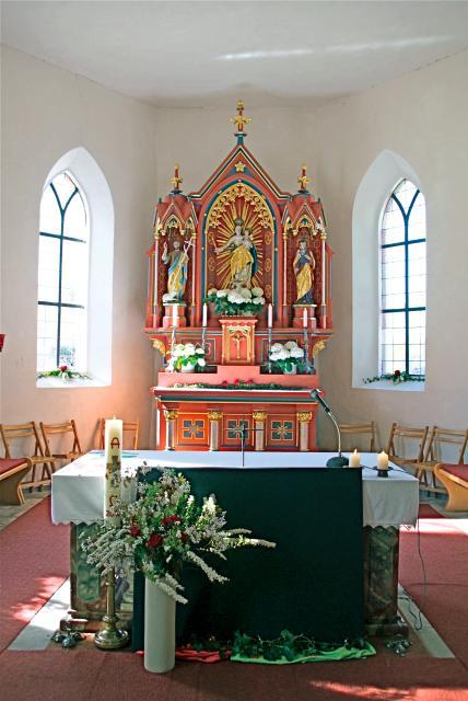Kapelle unserer Lieben Frau, Klinglbach