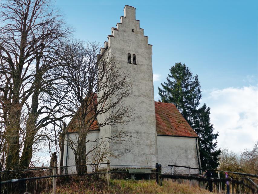 Wiesenfelden, Nebenkirche St. Rupert