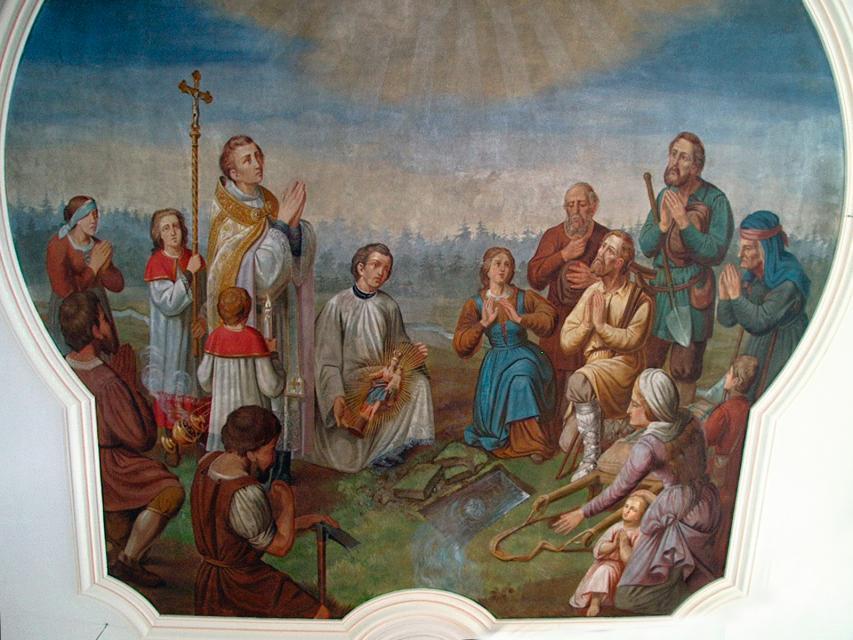 Wallfahrtskirche St. Magdalena i.Heilbrunn