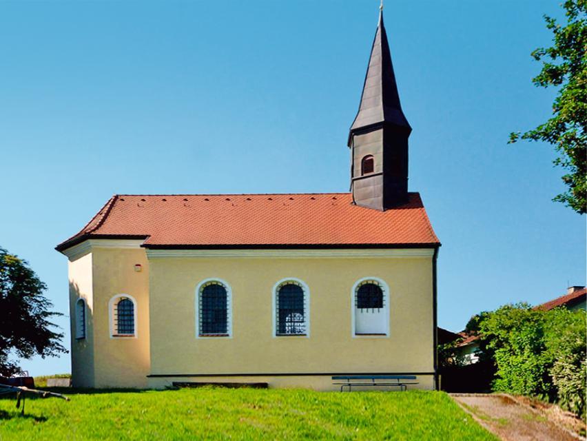 Wallfahrtskirche Unserer lieben Frau zu Antenring
