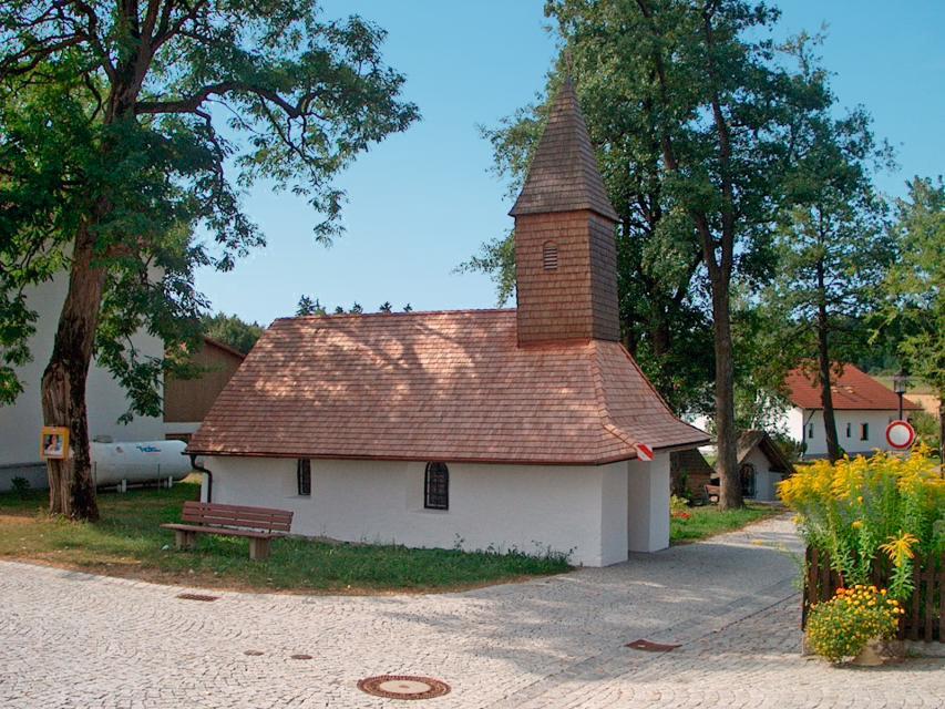 Gnadenkapelle in Heilbrunn