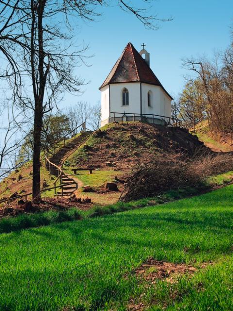 Kapelle St. Ulrich (Schimmelkapelle) in Hofweinzier
