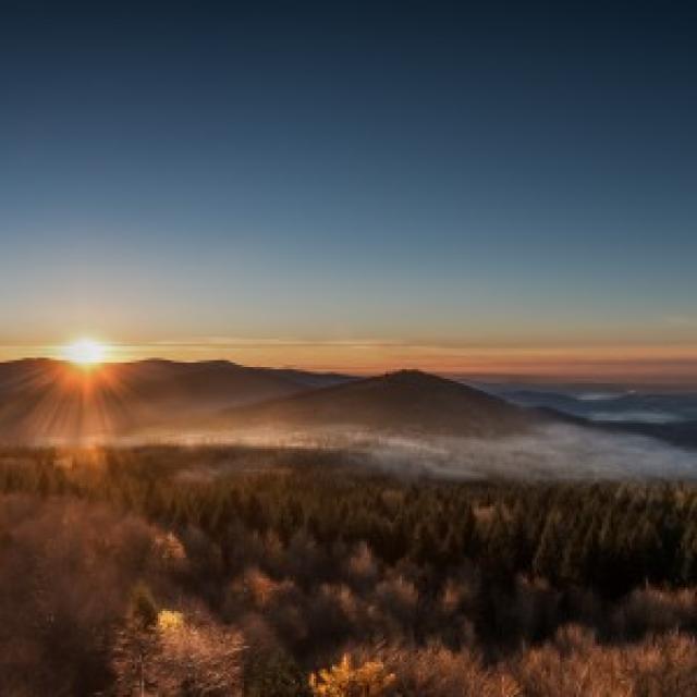 Hirschenstein Panorama -