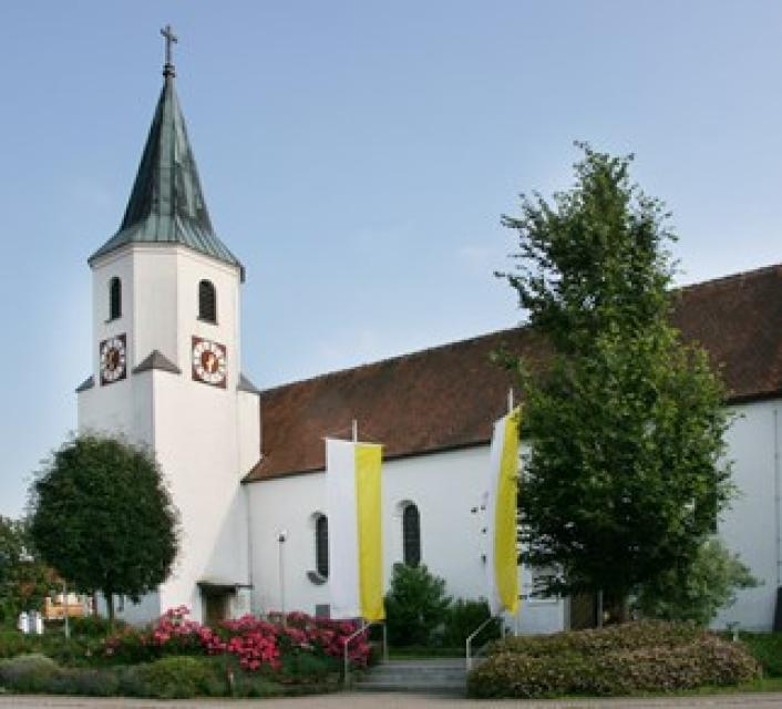 Pfarrkirche St. Peter und Paul Waltendorf -