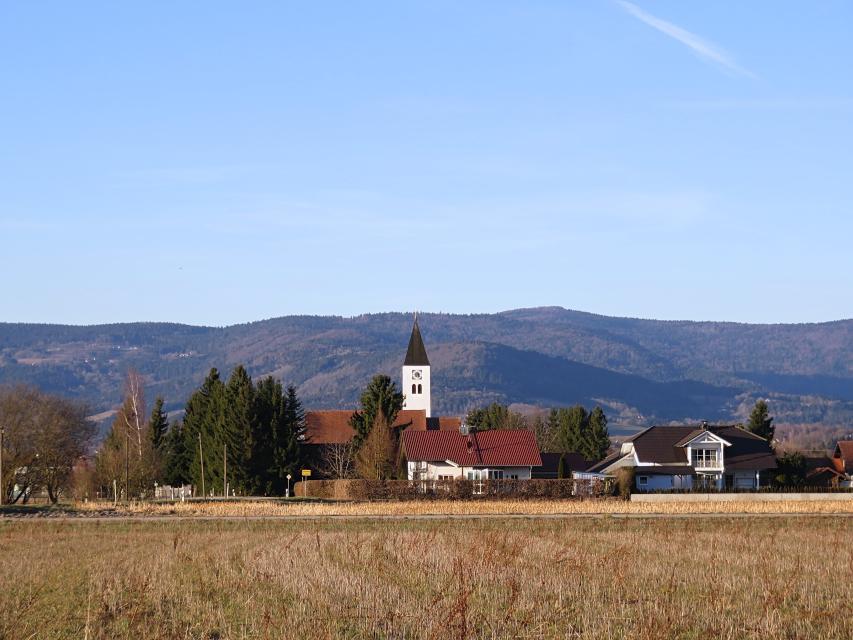 Filialkirche Mariä Himmelfahrt Breitenhausen