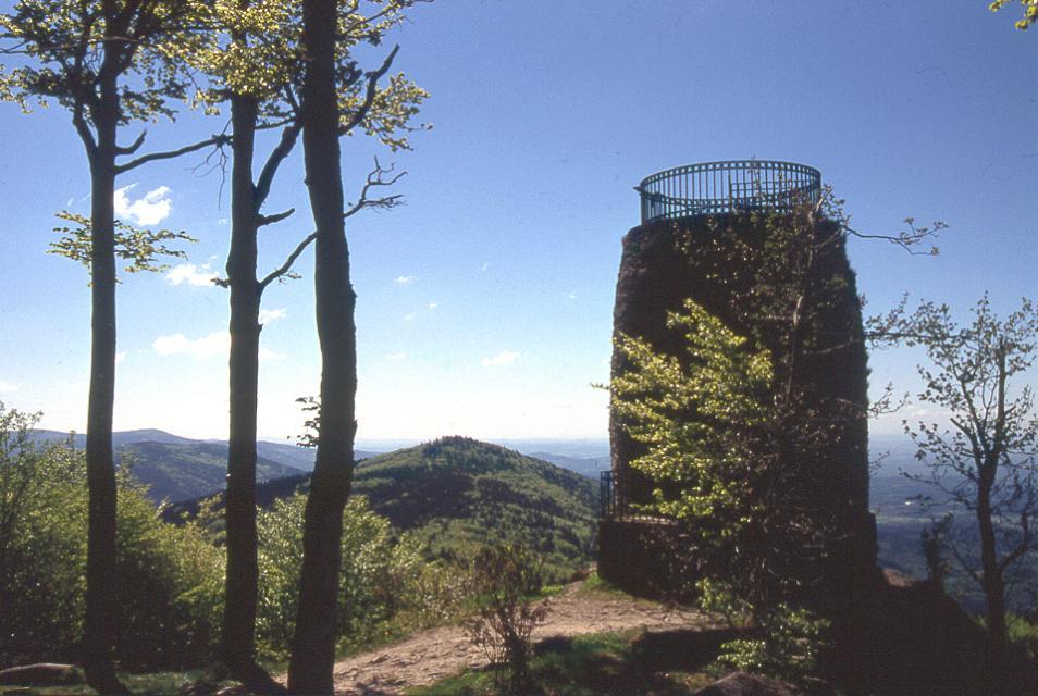 Hirschenstein von Rettenbach