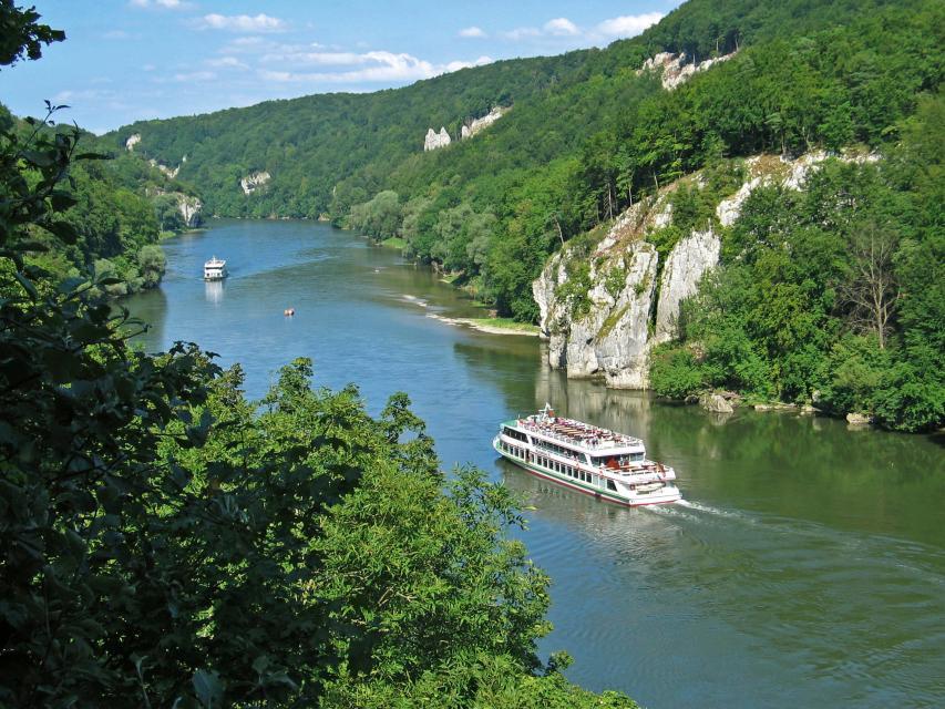 8 Tour durch die Donauauen
