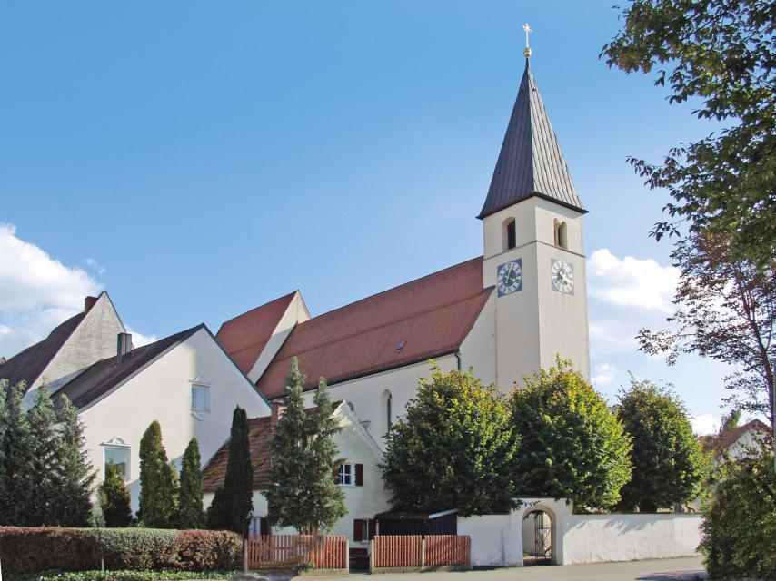 Via Nova Etappe 5: Reibersdorf - Straubing