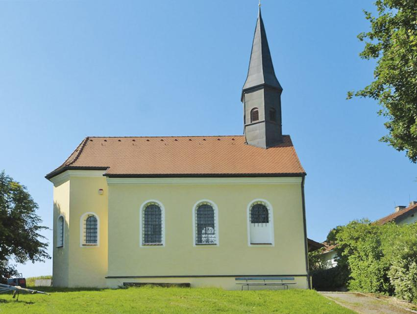 Via Nova Etappe 6: Straubing - Geiselhöring
