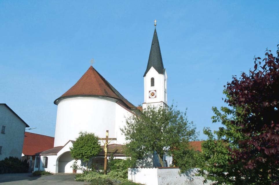 Via Nova Etappe 7: Geiselhöring - Mallersdorf-Pfaffenberg