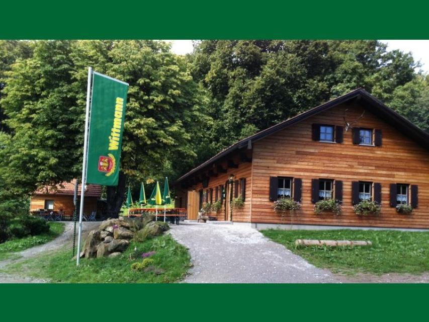Berghütte Haidstein -
