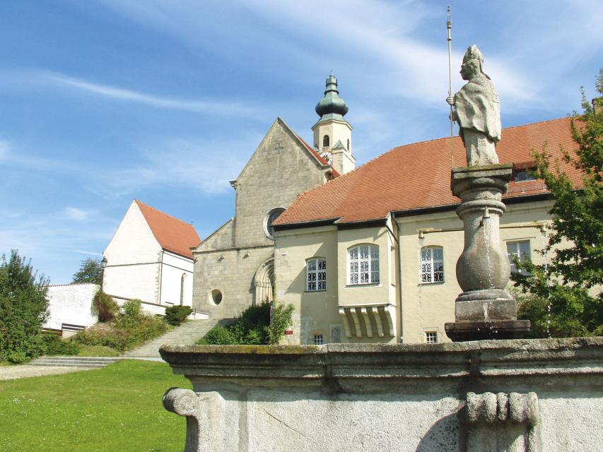 Via Nova Etappe 2: Schwarzach - Windberg