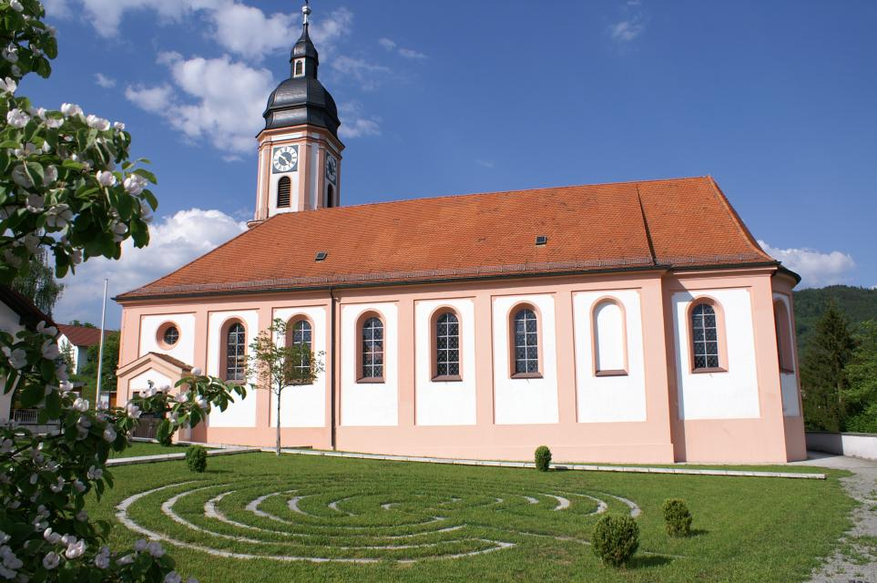 Baierweg - 2. Etappe: Neukirchen/Haggn - Kollnburg