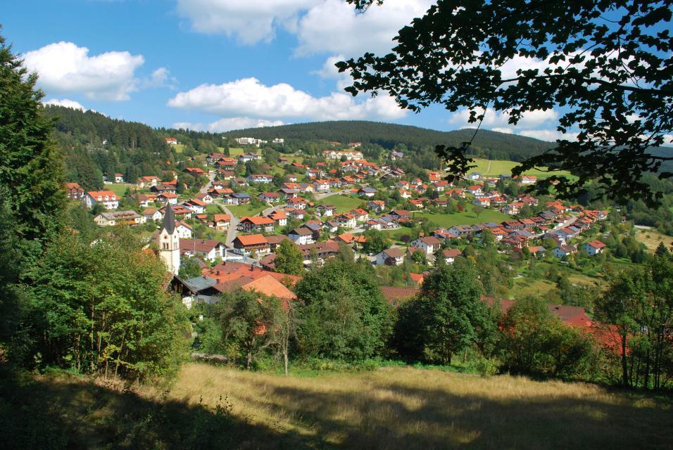 11 Bayerischer Wald-Tour Variante