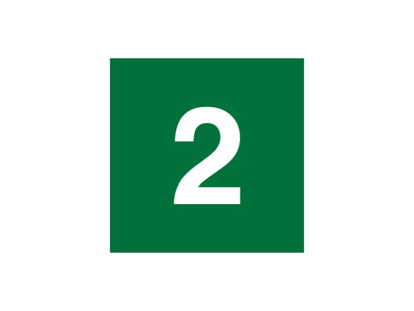 Zielweg 2: Abschnitt Saulburg - Falkenfels