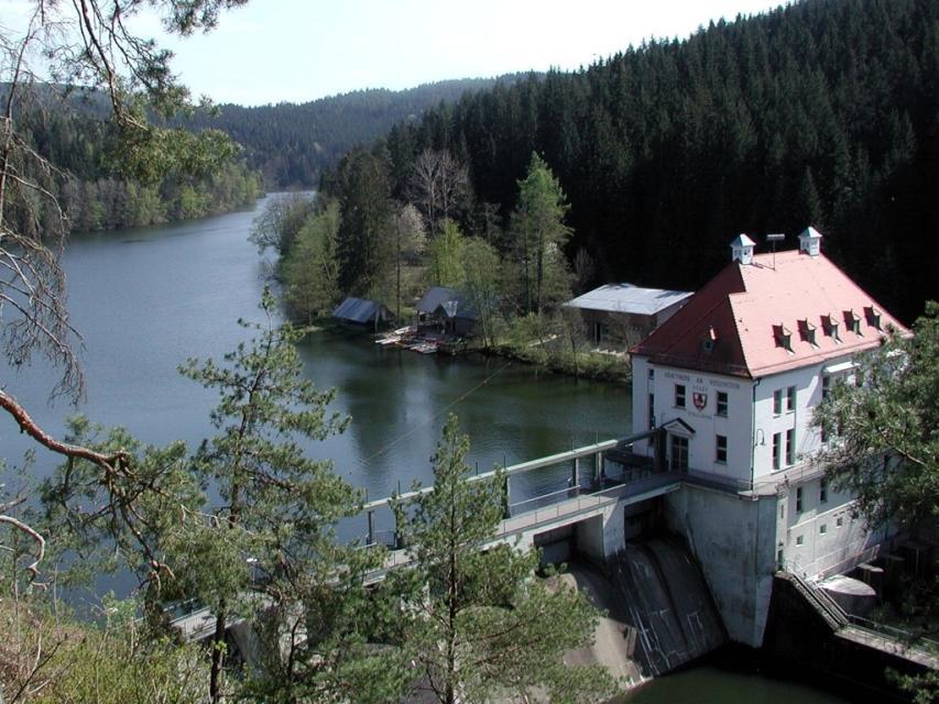 Kraftwerk Höllenstein AG -