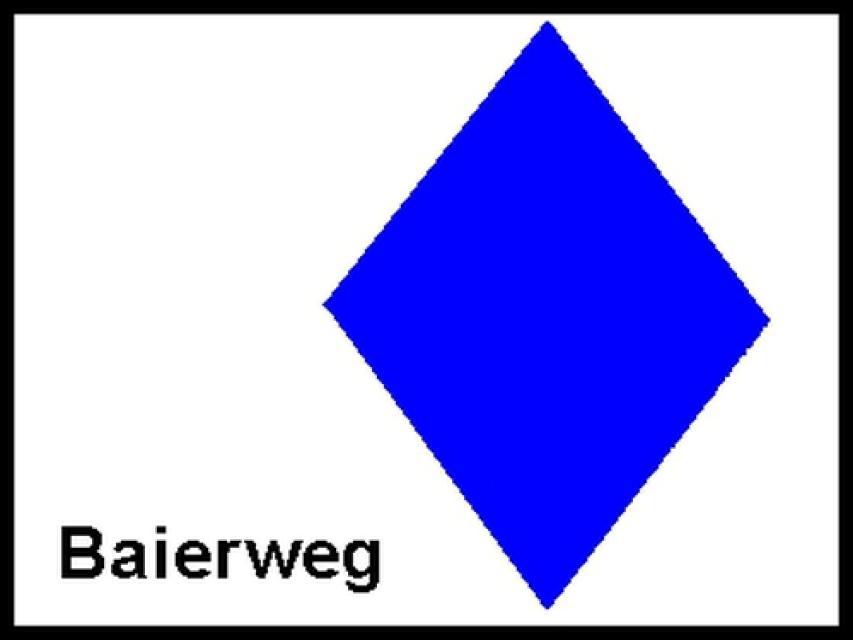Baierweg - 6. Etappe: Kdyně (CZ) - Domažlice (CZ)