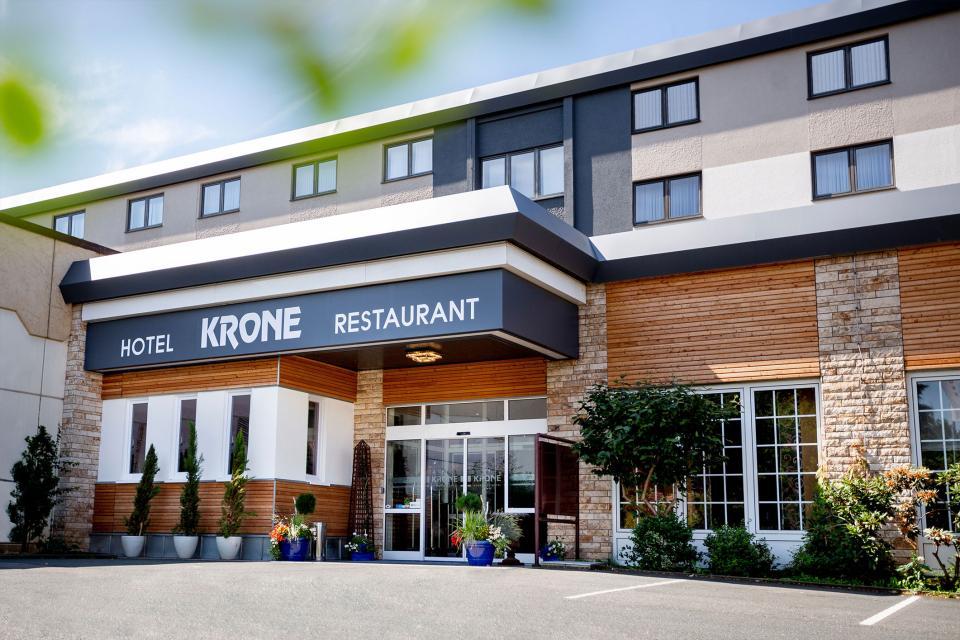 Korbstadt-Hotel Krone - Korbstadt-Hotel Krone