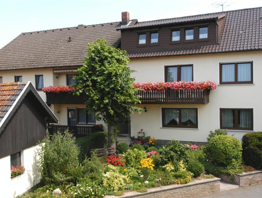 "Pension ""Vollhof"""