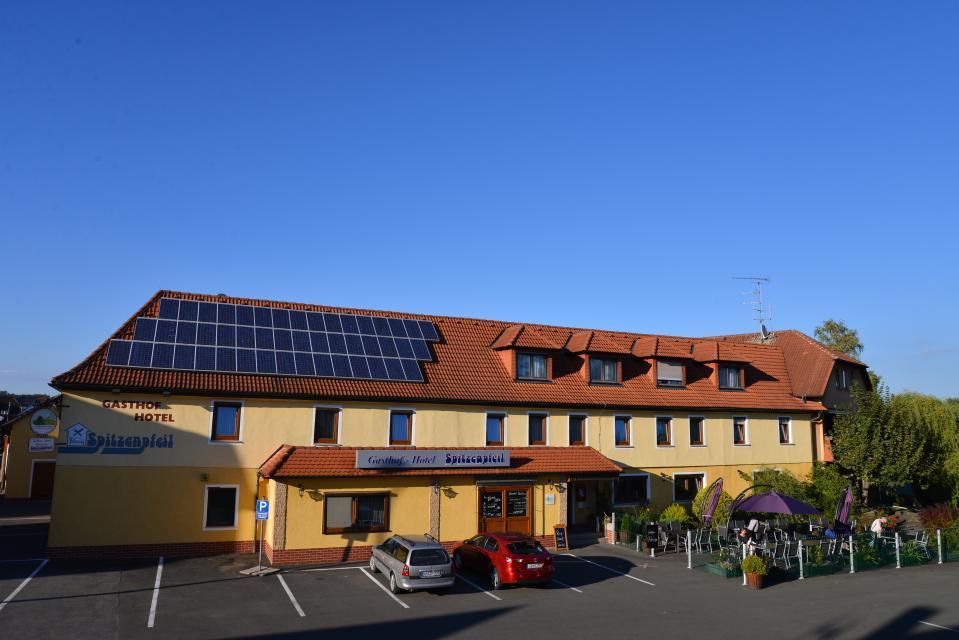 Hotel-Gasthof Spitzenpfeil