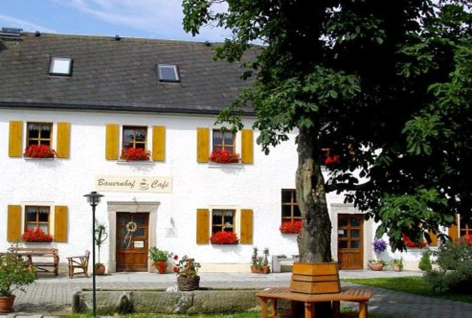 Bauernhof-Cafe im Ferienhof Petzold