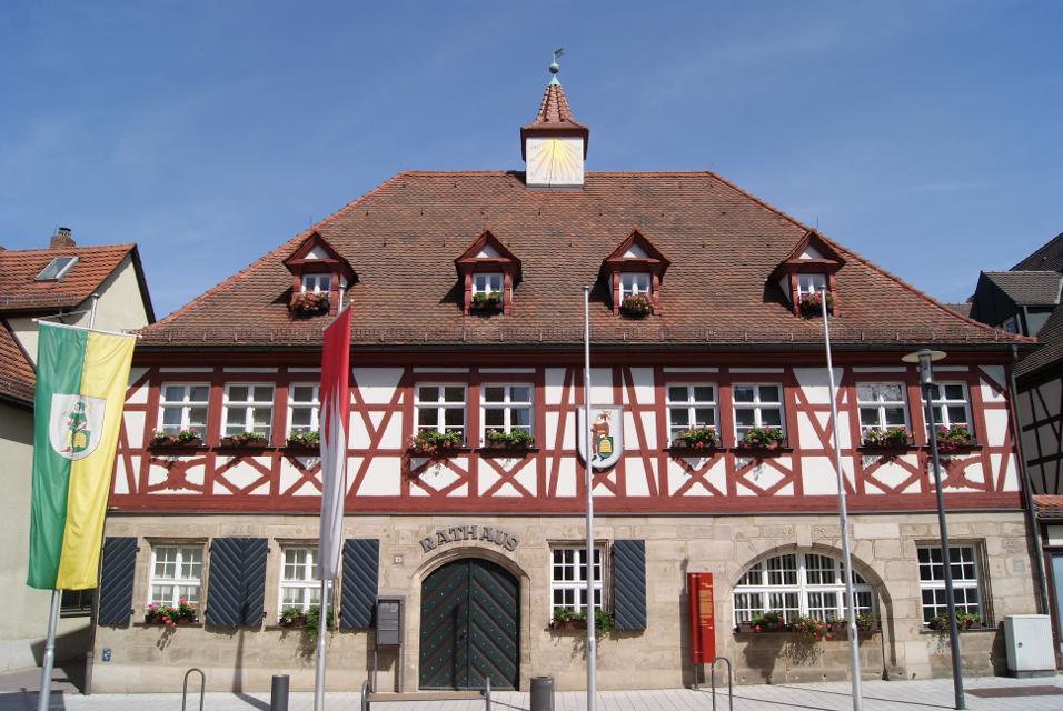 Rathaus Feucht
