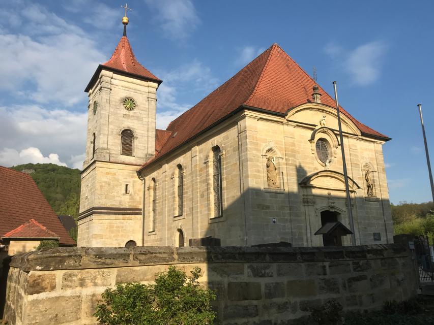 Katholische Pfarrkirche Kersbach