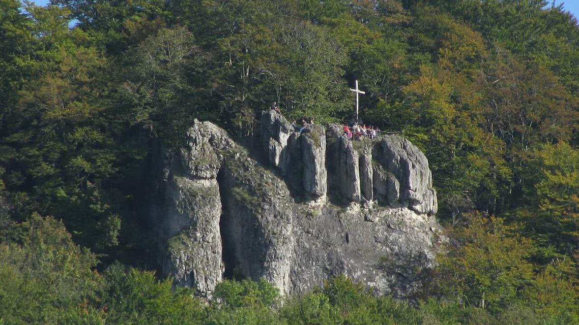 Aussichtsplattform Glatzenstein