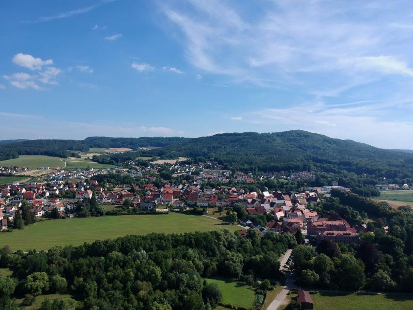 Luftbild Reichenschwand